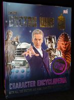 Doctor Who: Character Encyclopedia (Updated Edition) - Hardcover